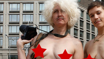 Topless Paparazzo Victorious in Boob Lawsuit -- NYC Agrees to Cough Up $40K