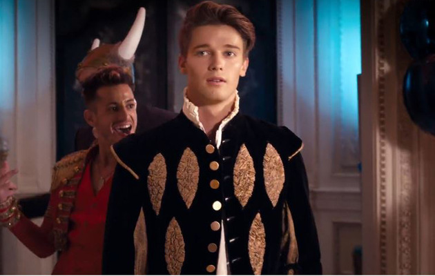 Patrick Schwarzenegger's New Gig: Music Video Hunk!