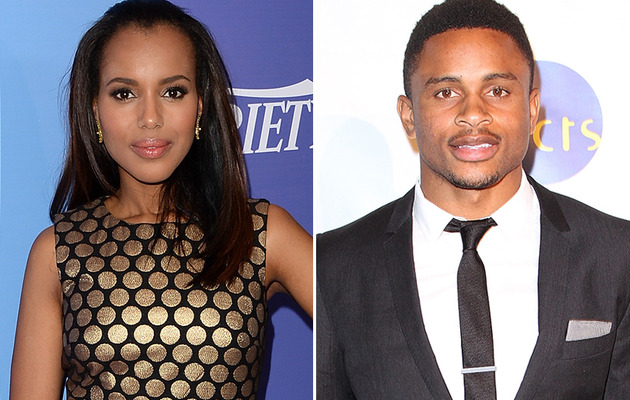 "Report: ""Scandal"" Star Kerry Washington Expecting First Child"