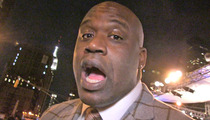 Shaquille O'Neal -- Political Playmaker -- Christie Endorsement Was MY Idea