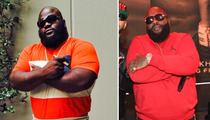 WWE Superstar Mark Henry -- I Look EXACTLY Like Rick Ross