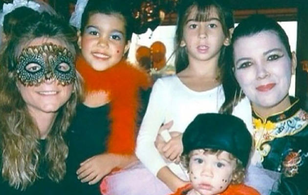 Throwback Thursday: Stars Share Favorite Halloween Pics!