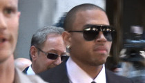 Chris Brown -- I Know I Have an Anger Problem