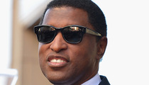 Babyface -- L.A. Mansion Catches Fire