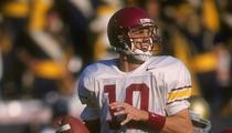 Brad Otton -- Ex-USC Quarterback in Crazy Pizza Lawsuit