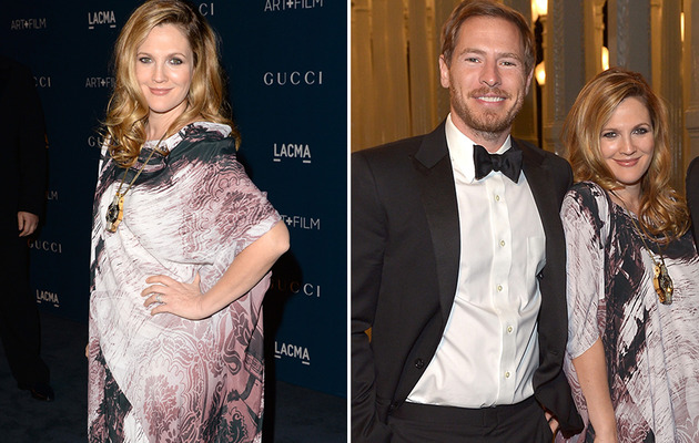 Report: Drew Barrymore Pregnant With Second Child!