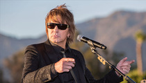 Richie Sambora -- Breeder's Cup BARRED ME from Playing Hardcore Guitar Riff