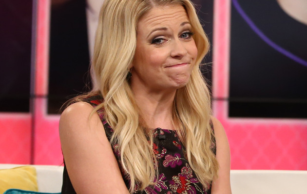 Melissa Joan Hart Rates Celeb Kisses -- Who'd She Diss?