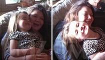 'Teen Mom' Star Amber Portwood -- Reunited with Daughter (and a Burger) After Prison Sentence