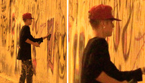 Justin Bieber -- I Didn't Know It Was Illegal to Spraypaint Rio Wall