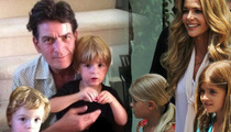 Charlie Sheen -- Father of the Year