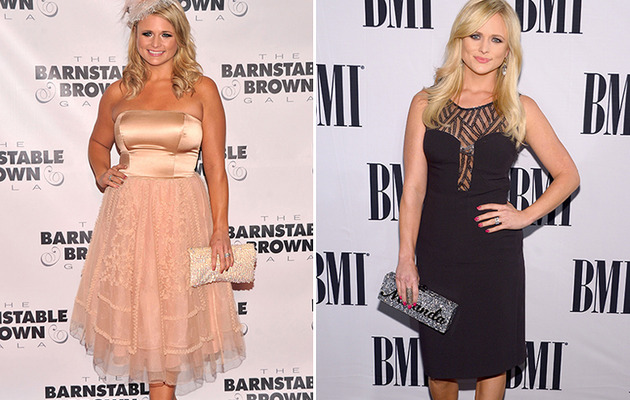 Miranda Lambert Shows Off Slimmer Bod -- See the Sexy Pic!
