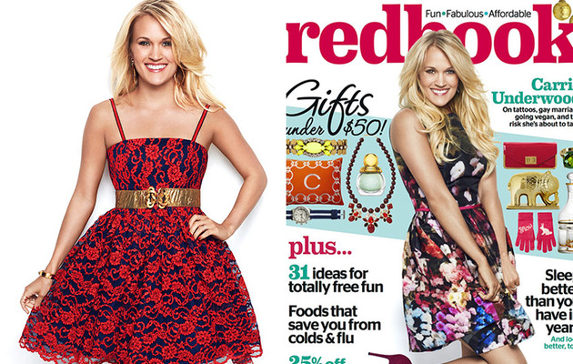 Carrie Underwood Talks Dieting Secrets & Being in Love!