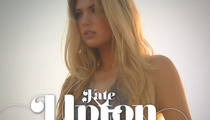 Kate Upton -- Naked. Body. Paint.