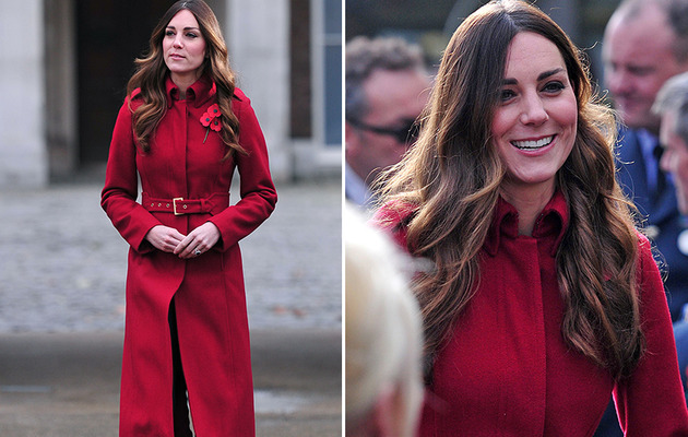 Kate Middleton Shows Off Shrinking Post-Baby Bod
