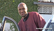 Lamar Odom -- He Can't Keep Up the Khloe Kardashian Lie Anymore