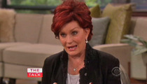 Sharon Osbourne -- I'm Sorry I RIPPED 'The View' ... 'I'm Not Well'