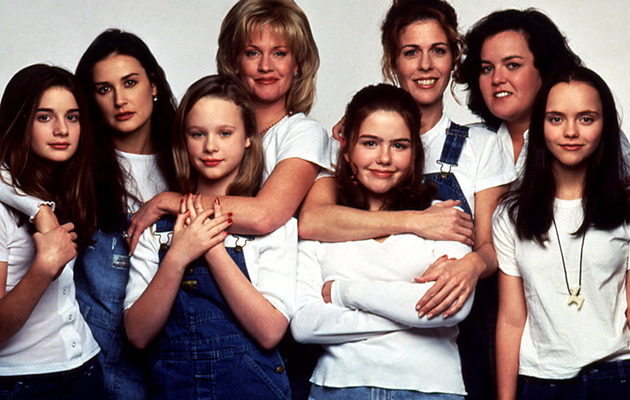 """Demi Moore Turns 51 -- See the Cast of """"Now and Then"""" Today!"""