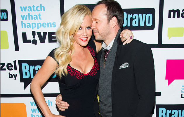 "Jenny McCarthy: Donnie Wahlberg ""Would Be An Amazing Husband"""