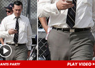Jon Hamm -- Nothing Big to See Here, Folks ... Nothing At All