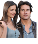 Tom Cruise and Katie Holmes: The Divorce