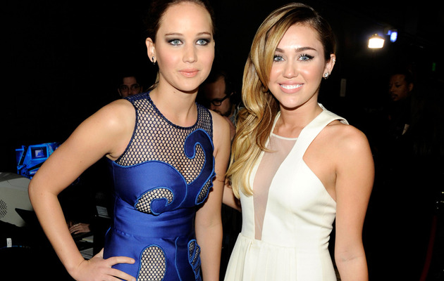 """Jennifer Lawrence on Miley Cyrus: """"Disgusting"""" That """"Sex Sells"""""""