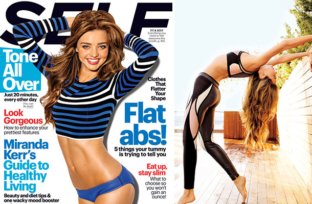 Miranda Kerr Sounds Happy in 1st Interview Since Orlando Bloom Split