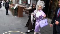 Lady Gaga -- I'm Just Like Heidi Klum ... OLD AND WRINKLY