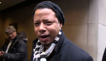 Terrence Howard -- Tom Cruise Is Right -- War & Movies Are Both Hell