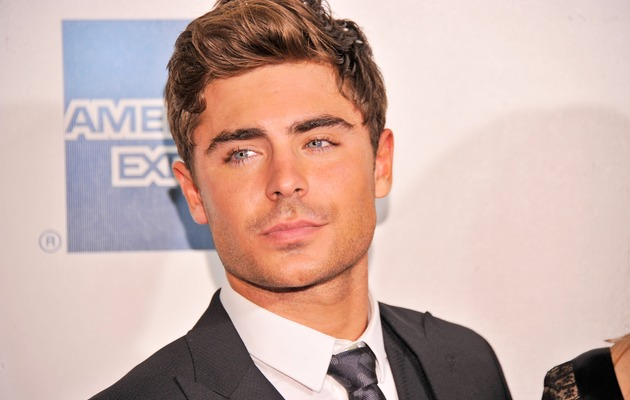 Zac Efron Breaks Jaw After Accidental Fall at Home