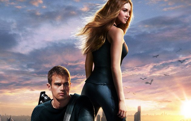 "Watch the First Trailer for ""Divergent"" -- How's It Look?"