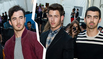 Joe  and Nick Jonas -- We Don't Need All Our Bros to Perform