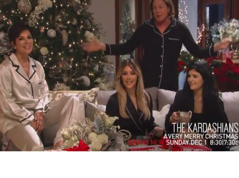 The Kardashians Celebrate Christmas Early with TV Special! | toofab.com