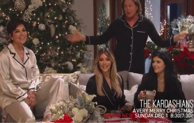 The Kardashians Celebrate Christmas Early with TV Special!