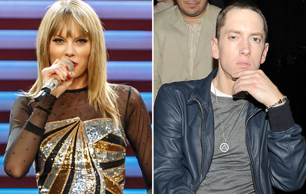 "Taylor Swift Covers Eminem's ""Lose Yourself"""