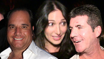 Simon Cowell's Baby Mama -- Screw Lawyers ... I Got a Billionaire Divorce Mediator