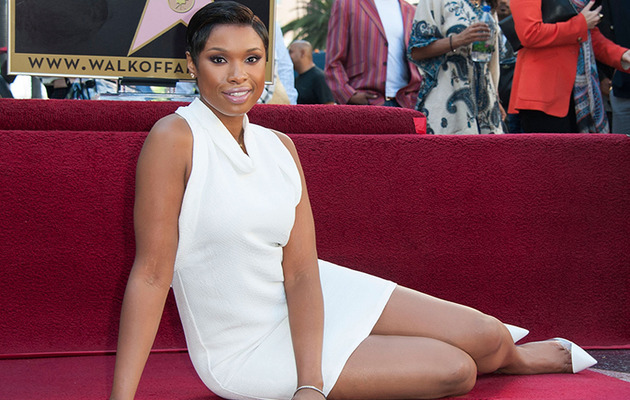 Jennifer Hudson Honored With Star on Hollywood Walk of Fame