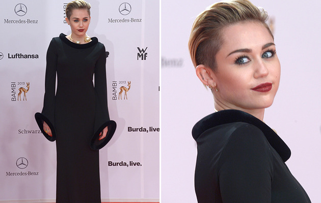 Miley Cyrus Wears Most Shocking Look Yet!