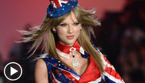 Victoria's Secret Fashion Show -- Every Guy's Fantasy ... Now with Taylor Swift Songs