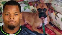 NFL Star Michael Bennett -- Shamefully Abandons Boxer Pup