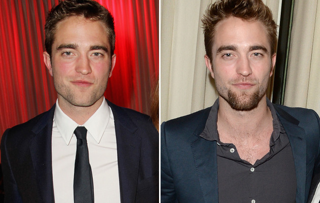 Robert Pattinson Rocks a New Goatee: Better Shaved or Scruffy?