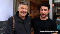 Alec Baldwin -- Trots Out Gay Hairdresser ... AM I A HOMOPHOBE???