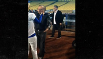Larry King -- Surprise 80th Birthday Party at Dodger Stadium