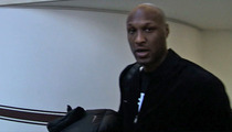 Lamar Odom -- IT'S TRUE ... I'm Close to Re-Signing With Clippers