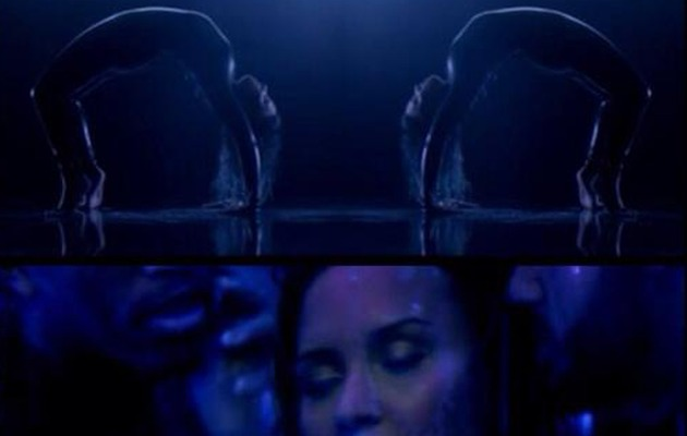 "Demi Lovato Shares ""Neon Lights"" Music Video Shots -- See Sexy Pics"