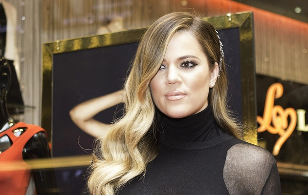 Khloe Kardashian Odom Debuts Blonde 'Do in Amsterdam & Dubai