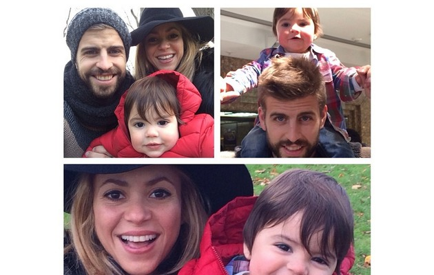 Shakira Shares New Snapshot of Son Milan -- See the Adorable Pic!