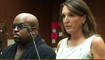 CeeLo's Lawyer Calls B.S. On Judge, Prosecutor Over Courtroom Camera