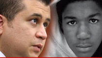 Trayvon Martin Juror -- George Zimmerman Belongs in Prison