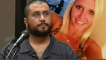 George Zimmerman -- Allegedly Framed By Vengeful, Lying Girlfriend